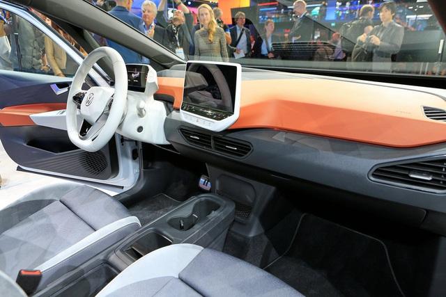 Volkswagen ID.3 – Golf của làng xe điện chính thức trình diện - Ảnh 3.