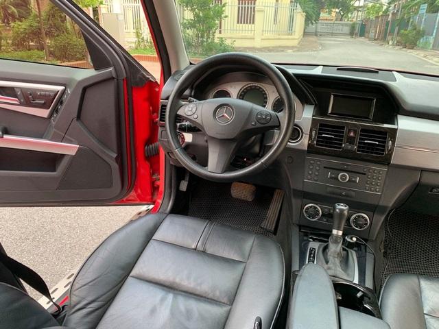 Bán Mercedes-Benz GLK giá ngang Toyota Vios, chủ xe vẫn nói: Có thể thương lượng thêm - Ảnh 3.