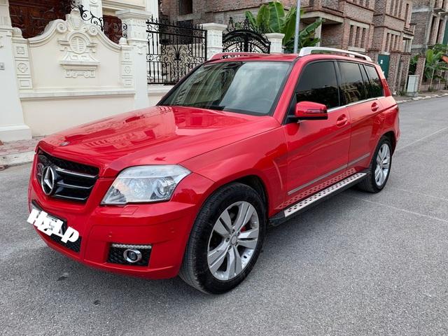 Bán Mercedes-Benz GLK giá ngang Toyota Vios, chủ xe vẫn nói: Có thể thương lượng thêm - Ảnh 1.