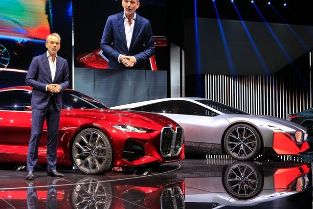 Tưởng chỉ có ảnh chế, ai ngờ BMW ra mắt xe có tản nhiệt to quá đà như thế này - Ảnh 3.
