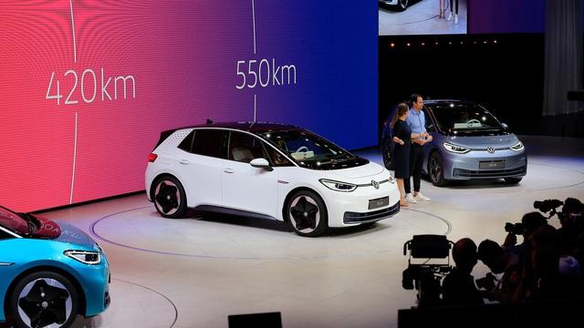 Volkswagen ID.3 – Golf của làng xe điện chính thức trình diện