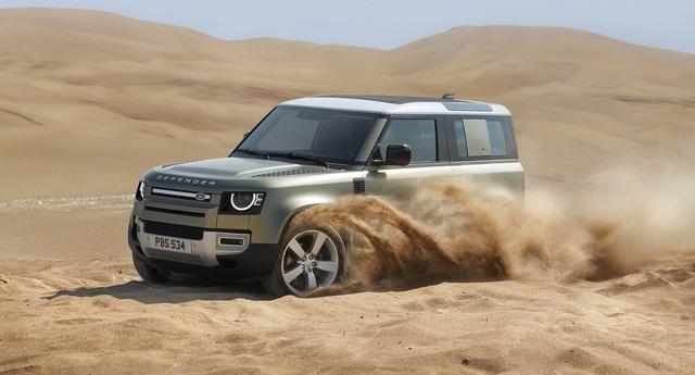 Land Rover Defender chính thức trở lại: Mối nguy thực sự cho Mercedes-Benz G-Class - Ảnh 4.