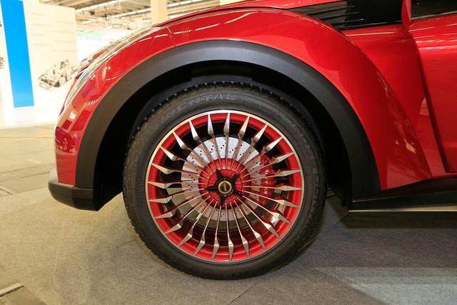 Xe Đài Loan lạ mắt San Yuan Concept gây ấn tượng tại Frankfurt - Ảnh 8.