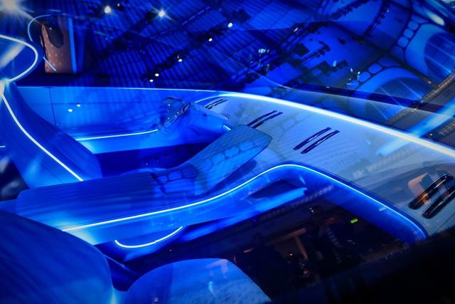 Chiêm ngưỡng Mercedes Vision EQS: Đỉnh cao thiết kế từ trong ra ngoài - Ảnh 5.
