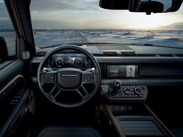 Land Rover Defender chính thức trở lại: Mối nguy thực sự cho Mercedes-Benz G-Class - Ảnh 8.