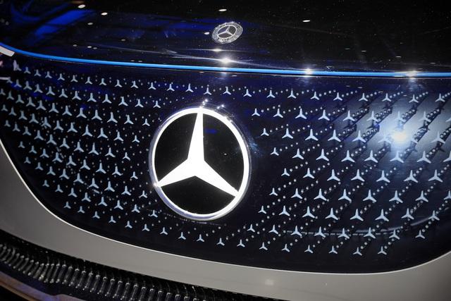 Chiêm ngưỡng Mercedes Vision EQS: Đỉnh cao thiết kế từ trong ra ngoài - Ảnh 13.