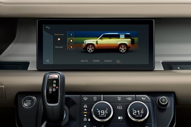 Land Rover Defender chính thức trở lại: Mối nguy thực sự cho Mercedes-Benz G-Class - Ảnh 9.