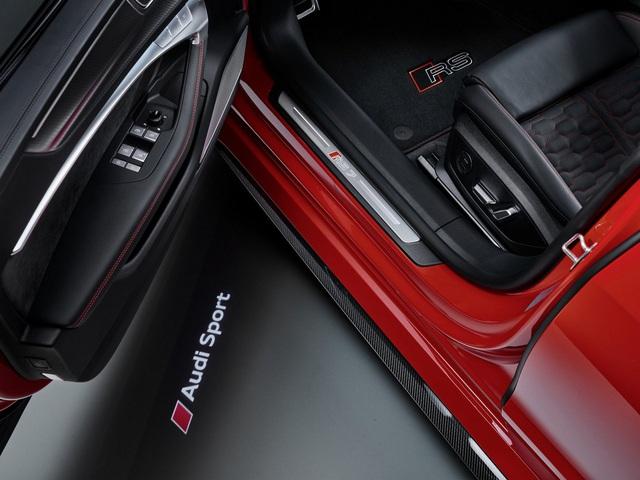 Audi tung RS7 Sportback mới đấu Mercedes-AMG GT 4 Door - Ảnh 6.