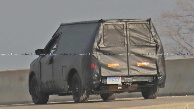 Thêm thông tin về bán tải Ford nhỏ hơn Ranger dùng khung gầm Focus - Ảnh 1.