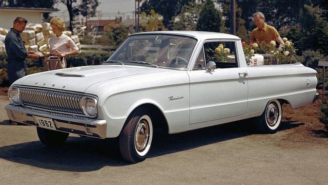 Thêm thông tin về bán tải Ford nhỏ hơn Ranger dùng khung gầm Focus - Ảnh 3.