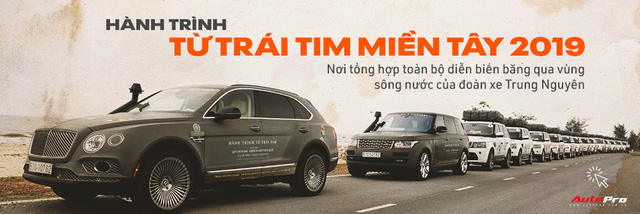 Khám phá 'đồ chơi' hàng hiệu giúp đoàn Range Rover của Trung Nguyên vượt gần 2.000 km tới Cà Mau một cách suôn sẻ - Ảnh 10.