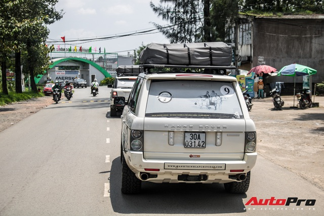 Nhin lai Hanh trinh tu trai tim mien Tay 2019 ngay dau Dan SUV roi TP. HCM toi Binh Duong trao sach san sang cho chang duong toi mien Tay