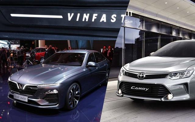 Tại sao người Việt vẫn nghĩ đi ô tô thì là Toyota, xe máy thì Honda, mà chưa phải là VinFast? - Ảnh 1.