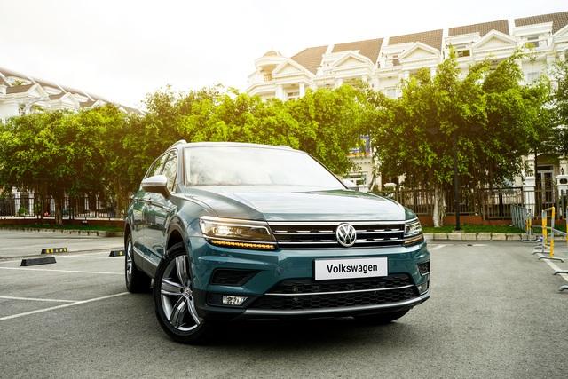 Volkswagen chuẩn bị mang nhiều xe mới về Việt Nam, úp mở một 'hàng hot' bất ngờ - Ảnh 3.