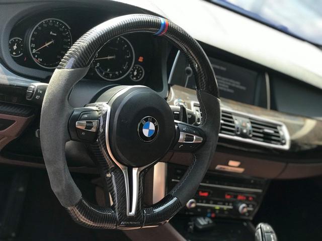Chủ nhân bán BMW 535i GT giá gần 1 tỷ, riêng tiền độ hết 500 triệu đồng - Ảnh 4.