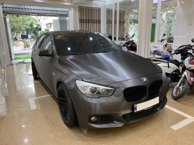 Chủ nhân bán BMW 535i GT giá gần 1 tỷ, riêng tiền độ hết 500 triệu đồng - Ảnh 3.