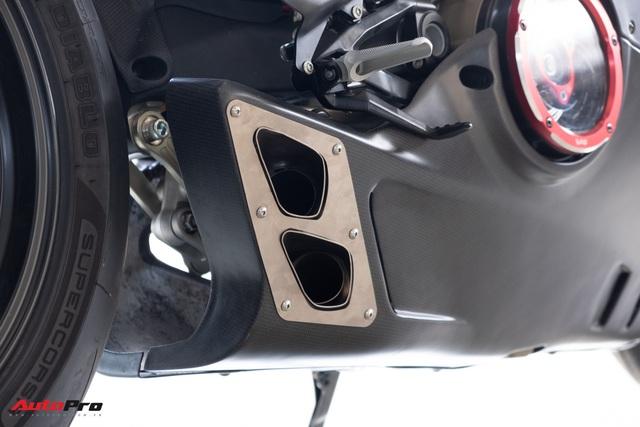 Ducati V4S độ hơn gần 800 triệu tiền đồ chơi chủ nhân người Sài Gòn - Ảnh 7.