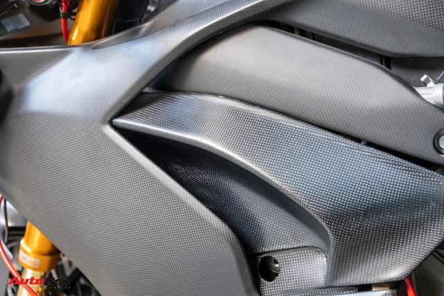 Ducati V4S độ hơn gần 800 triệu tiền đồ chơi chủ nhân người Sài Gòn - Ảnh 3.