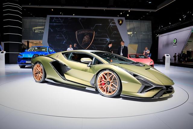 Lamborghini Sián được chào giá gấp đôi dù chưa giao xe, nhiều đại gia không khỏi tái mặt - Ảnh 1.