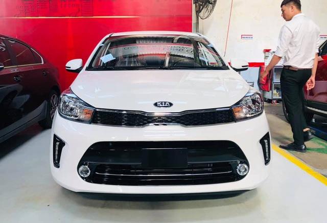 Lộ diện Kia Soluto giá từ 399 triệu đồng về đại lý, sẵn sàng chờ ngày ra mắt tại Việt Nam - Ảnh 1.