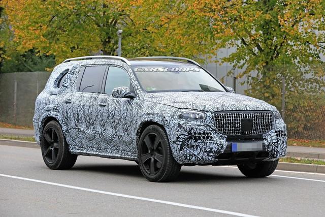 Phiên bản Maybach gầm cao sẽ được Mercedes-Benz cho ra mắt trong năm nay - Ảnh 4.