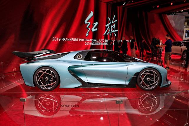 Hongqi - Hãng xe chế tạo limousine cho lãnh đạo Trung Quốc tham chiến Frankfurt bằng siêu xe 1.400 mã lực - Ảnh 1.