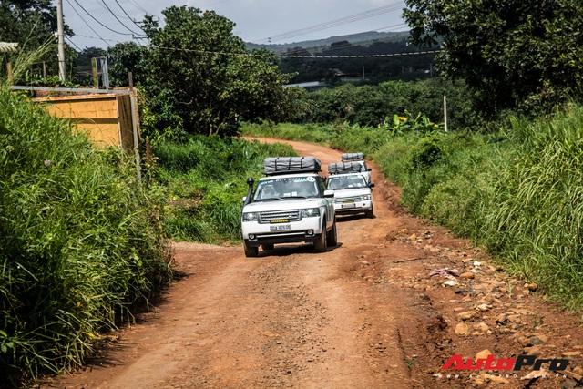 Những hình ảnh đẹp đoàn xe của Trung Nguyên Legend tới Tây Ninh: Cảnh thơ mộng nhiều nhưng đường sá thách thức cũng không ít - Ảnh 2.