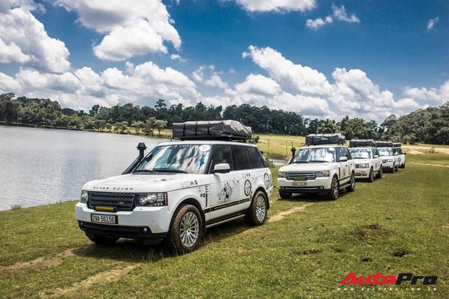 Những hình ảnh đẹp đoàn xe của Trung Nguyên Legend tới Tây Ninh: Cảnh thơ mộng nhiều nhưng đường sá thách thức cũng không ít - Ảnh 8.