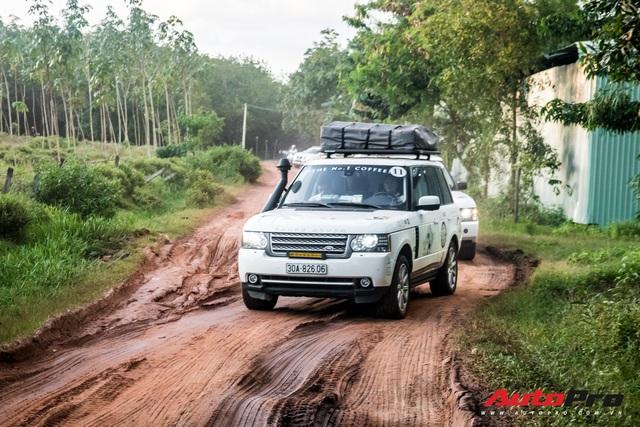 Những hình ảnh đẹp đoàn xe của Trung Nguyên Legend tới Tây Ninh: Cảnh thơ mộng nhiều nhưng đường sá thách thức cũng không ít - Ảnh 7.