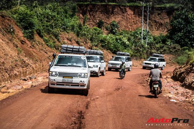Những hình ảnh đẹp đoàn xe của Trung Nguyên Legend tới Tây Ninh: Cảnh thơ mộng nhiều nhưng đường sá thách thức cũng không ít - Ảnh 3.