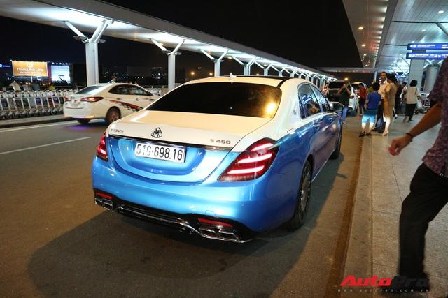 Chiếc Mercedes-Benz S-Class tháp tùng tài tử Ji Chang Wook tại Việt Nam có gì đặc biệt? - Ảnh 4.