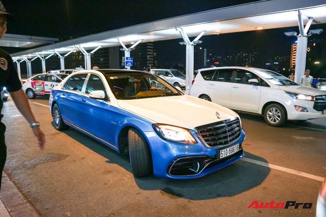 Chiếc Mercedes-Benz S-Class tháp tùng tài tử Ji Chang Wook tại Việt Nam có gì đặc biệt? - Ảnh 3.