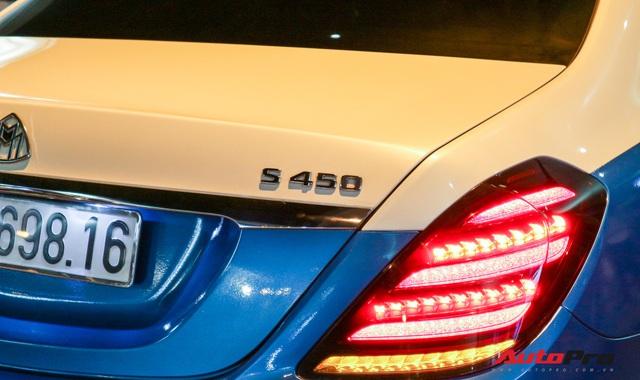 Chiếc Mercedes-Benz S-Class tháp tùng tài tử Ji Chang Wook tại Việt Nam có gì đặc biệt? - Ảnh 7.