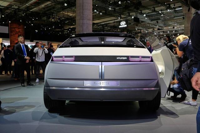 Hyundai 45 Concept: Lấy cảm hứng từ quá khứ tạo nền tảng cho tương lai - Ảnh 5.