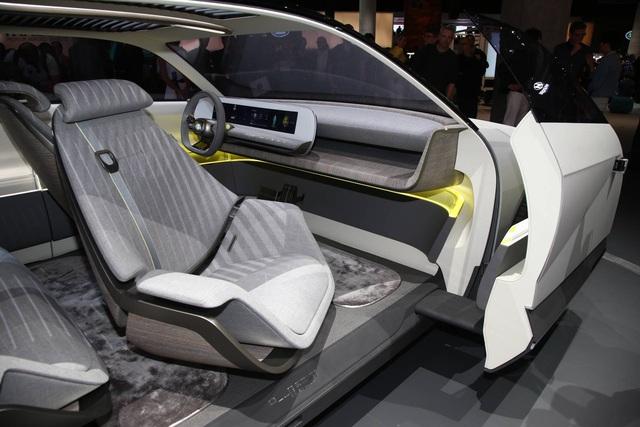 Hyundai 45 - Đàn anh Kona chạy điện với thiết kế đầu siêu dị đã lăn bánh trên đường, hứa hẹn ngày ra mắt không còn xa - Ảnh 5.