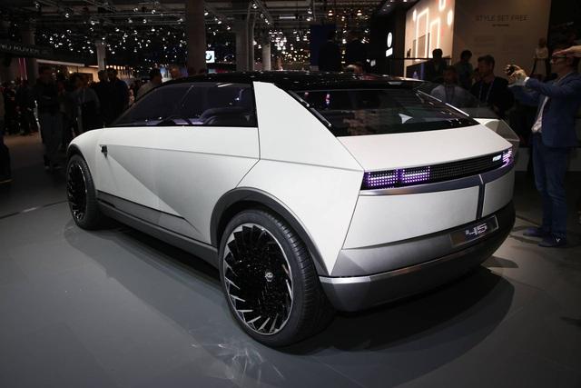 Hyundai 45 Concept: Lấy cảm hứng từ quá khứ tạo nền tảng cho tương lai - Ảnh 3.