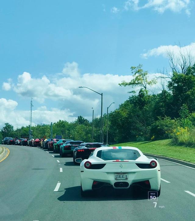 Khởi động ASEAN Rally 2020, dàn siêu xe của người Việt tại Mỹ nối đuôi nhau đi hành trình 1.600 km - Ảnh 6.