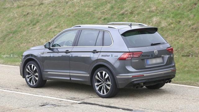 Lộ thời điểm ra mắt Volkswagen Tiguan bản nâng cấp mới - Ảnh 2.