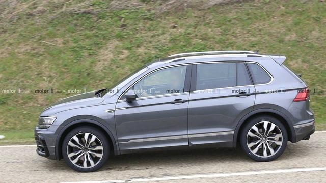Lộ thời điểm ra mắt Volkswagen Tiguan bản nâng cấp mới - Ảnh 1.