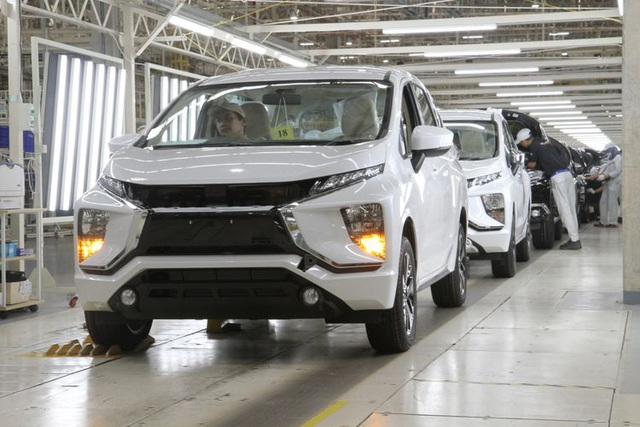 Mitsubishi sản xuất Nissan Livina - Đối thủ của Xpander - Ảnh 1.