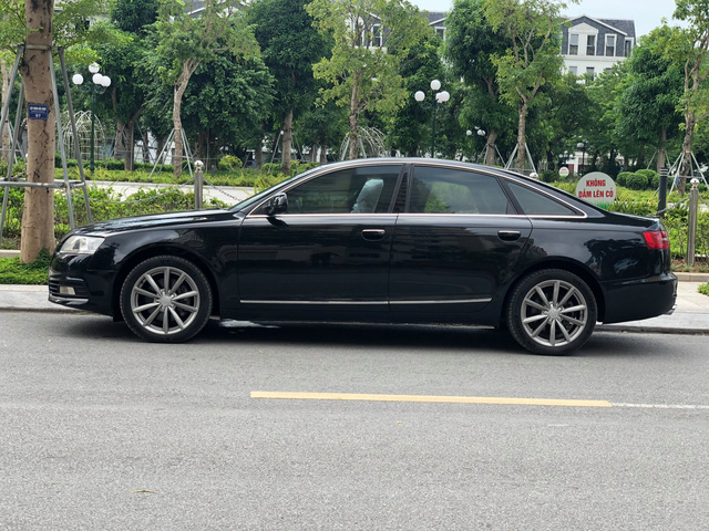9 năm tuổi, Audi A6 bán lại ngang giá Mazda3 mua mới - Ảnh 2.