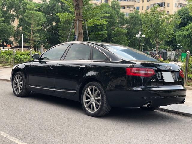 9 năm tuổi, Audi A6 bán lại ngang giá Mazda3 mua mới - Ảnh 3.