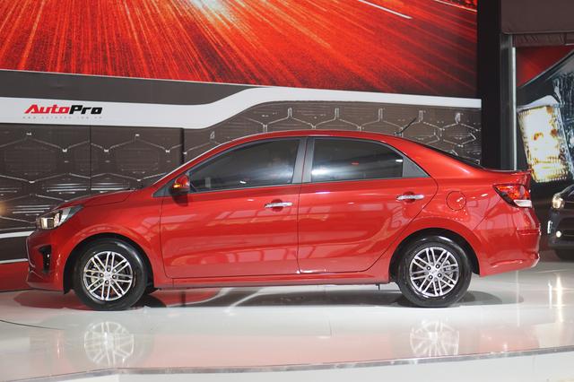 Ra mắt Kia Soluto giá từ 399 triệu đồng: THACO thách thức Toyota Việt Nam - Ảnh 4.