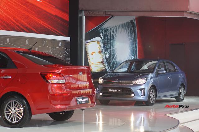 Ra mắt Kia Soluto giá từ 399 triệu đồng: THACO thách thức Toyota Việt Nam - Ảnh 2.