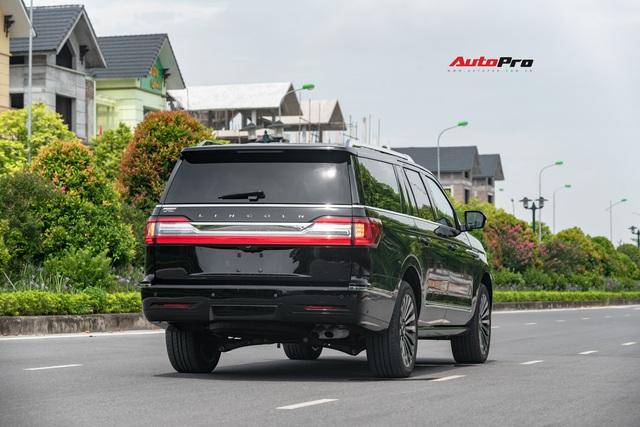 Cảm nhận nhanh Lincoln Navigator Black Label L giá gần 8 tỷ đồng: Đủ sức làm hài lòng đại gia Việt bằng sự tinh tế - Ảnh 3.