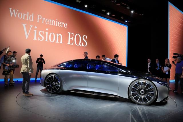 BMW i7 lần đầu lộ diện: Chính là 7-Series chạy điện cạnh tranh tân binh của Mercedes  - Ảnh 3.