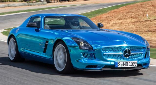 CEO Daimler xác nhận AMG đang phát triển xe điện, nuôi tham vọng đối đầu hậu duệ của BMW i8 - Ảnh 2.