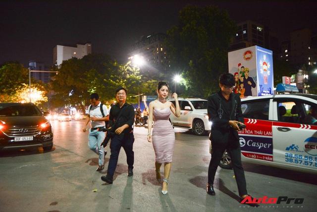 Sao Việt cùng dàn xế 'khủng' tham dự sự kiện ra mắt mạng xã hội Lotus - Ảnh 14.