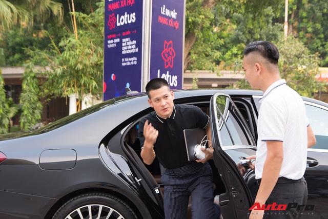 Sao Việt cùng dàn xế 'khủng' tham dự sự kiện ra mắt mạng xã hội Lotus - Ảnh 1.