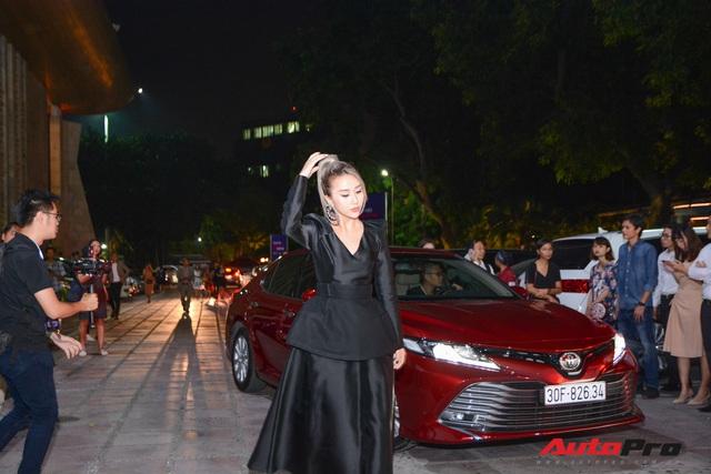 Sao Việt cùng dàn xế 'khủng' tham dự sự kiện ra mắt mạng xã hội Lotus - Ảnh 3.